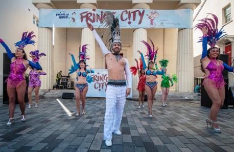 Fringe City